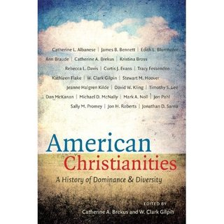 cover of the book American Christianities